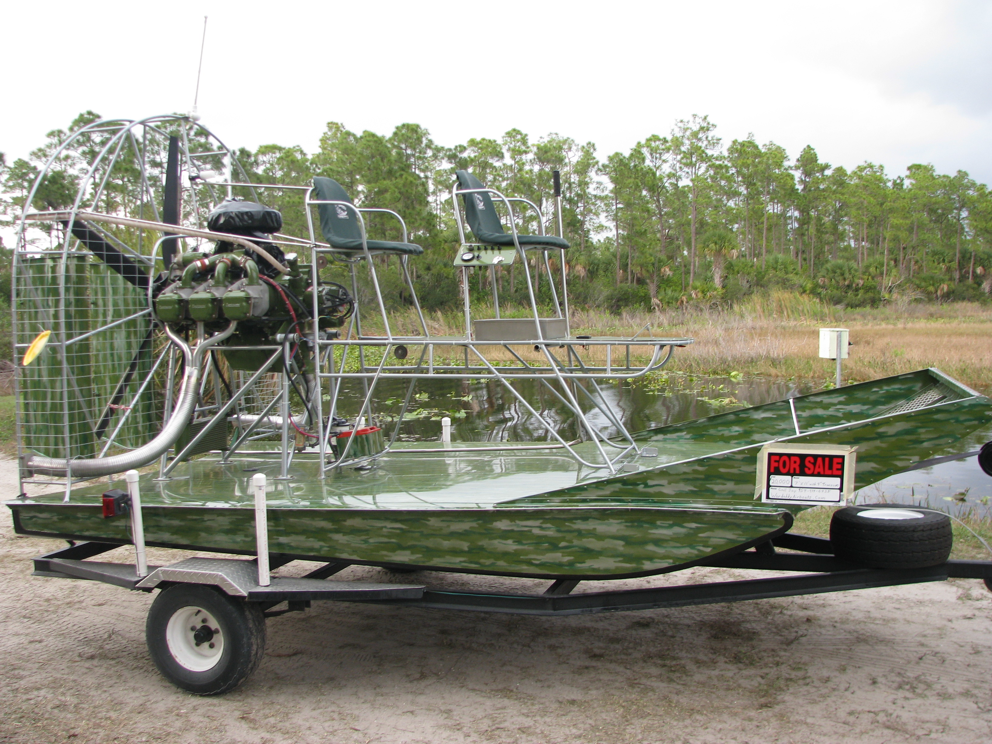 Gallery Wardaddy Airboats
